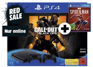 SONY PlayStation 4 1TB Call of Duty Black Ops 4 PlayStation 4 Konsolen MediaMarkt