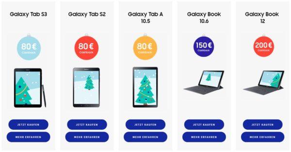 Samsung Cashback bis zu 200 Euro 1