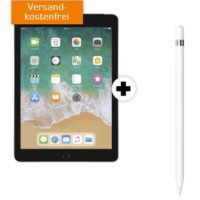 Saturn Tarif mit APPLE iPad 2018 Wi Fi Cellular und Apple Pencil