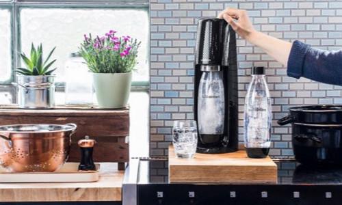 SodaStream Spirit Wassersprudler Set