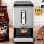 P/L-Tipp ☕ Tchibo Kaffee-Vollautomat Esperto Caffè für 199€ + gratis Bohnen