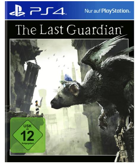 The Last Guardian PlayStation 4  MediaMarkt