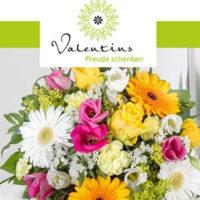 Valentins 20 Prozent auf Blumen 2