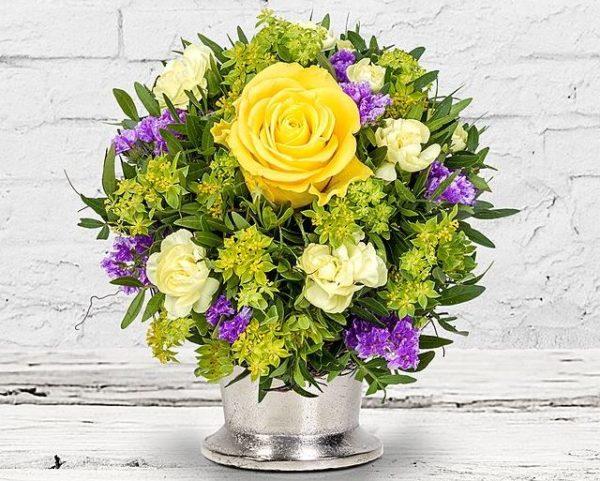 Valentins 20 Prozent auf Blumen