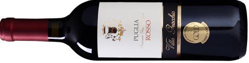 Villa Gracchio Rosso Puglia IGT