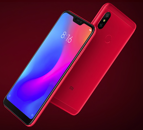 Xiaomi Redmi Note 6 Pro 6.26 inch 4G Phablet Global Version 209.99 Free ShippingGearBest.com