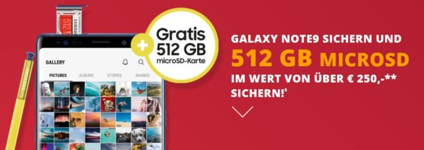gratis 512gb karte