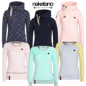 [TOP] 🔥 Naketano-Sale + 35% Rabatt mit Hoodies, Shirts, uvm.