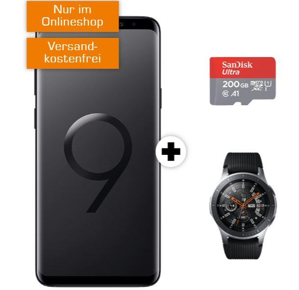 s9 galaxy watch bundle