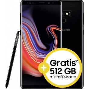 💥 D2 Allnet-Flat mit 5GB LTE + Samsung Galaxy Note 9 + 512GB MicroSD