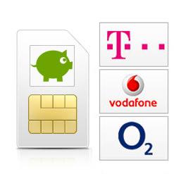 📲 Die besten Handytarife unter 10€, z.B. Allnet mit 3GB LTE für 7,99€