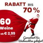 Versch. Weine ab 2,99€ pro Flasche