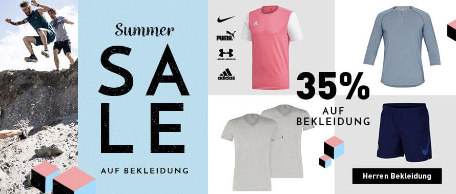 new concept 55036 222c3 35% Rabatt auf Sport-Kleidung, z.B. Nike Shirts für 11 ...