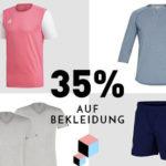 Tipp: 35% Rabatt auf Sport-Kleidung & Mode, z.B. Nike Shirts ab 13€