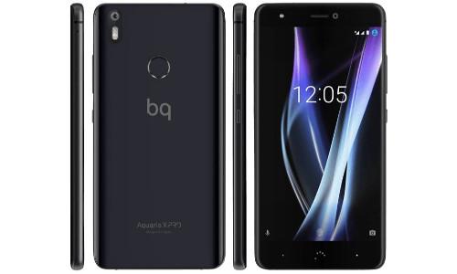 BQ Aquaris X Pro 64 GB Schwarz Dual SIM Smartphone MediaMarkt