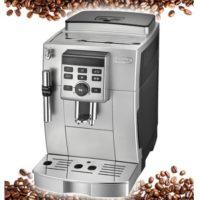 DeLonghi ECAM 25.120.SB Kaffeevollautomat silber schwarz Kaffeemaschine   eBay