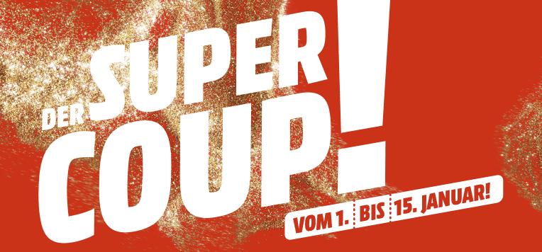 Jetzt Coupon sichern Die MediaMarkt Super Coup Aktion