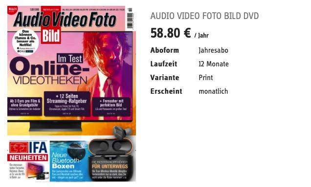 audio video foto