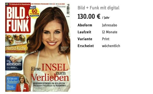 bild funk digital