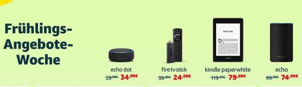 echo deals