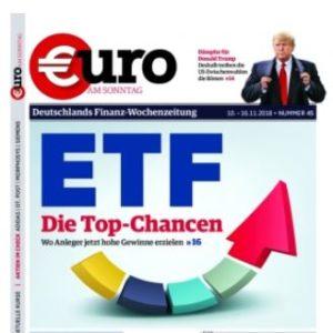 Halbjahresabos mit sehr hohen Prämien, z.B. Euro am Sonntag + 120€ Gutschein