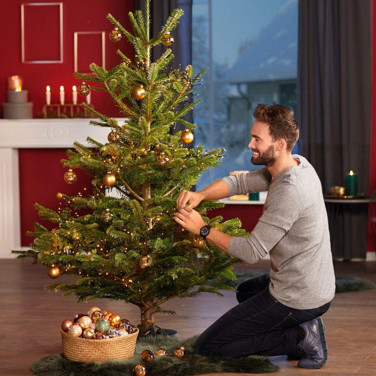 Weihnachtsbaum Ab Wann.Weihnachtsbaum Bei Aldi Für 10 Ab 13 12 2018 Mytopdeals