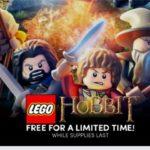 LEGO Hobbit - kostenlos bei Humble Bundle (PC)