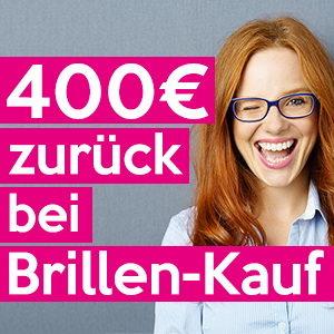 Trick 😲💲 400€ Rückerstattung auf Brillen + 1.000€ Rabatt für Augen lasern