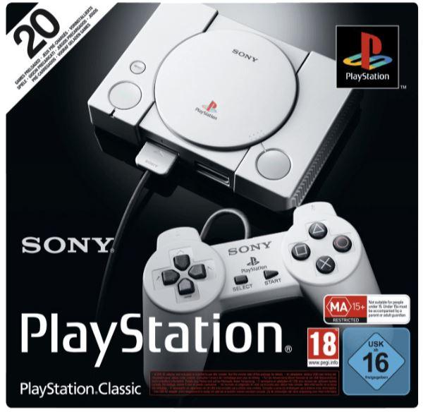 2019 01 08 09 12 47 Sony PlayStation Classic online kaufen