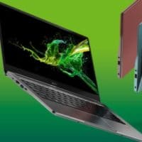 Acer Swift 3 Notebook mit Core i7 1065G7 CPU