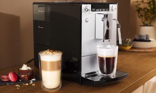 Melitta Solo und Milk Kaffevollautomat
