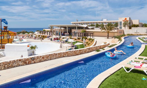 Menorca 7 Tage All Inclusive Flug Transfer ab 372 Euro