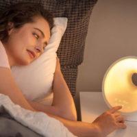 Philips Wake up Light LED HF3651 1