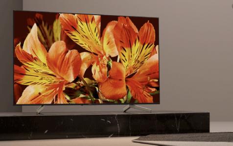 SONY KD 55XF8505 LED TV Flat 55 Zoll UHD 4K SMART TV Android TV  MediaMarkt