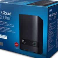 WD My Cloud EX2 Ultra 0 TB