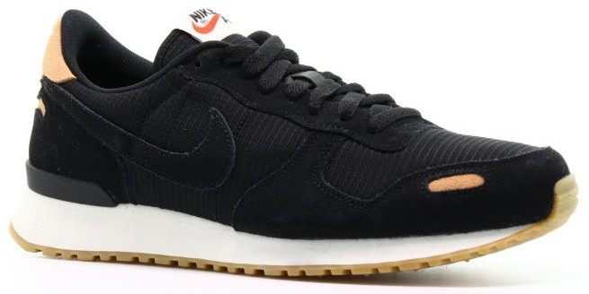 afew store sneaker nike air vortex leather black black praline sail 39