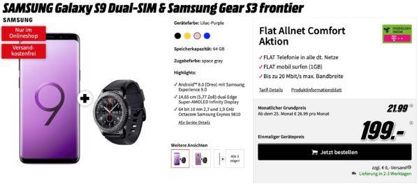 frontier s9 mm tarif