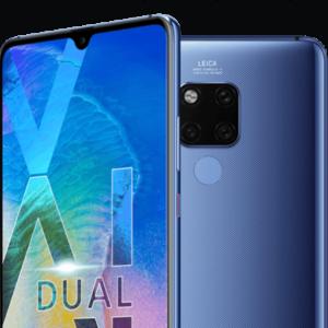 [TOP] 📲 Huawei Mate 20 X + Allnet mit 6GB LTE (= eff. kostenlos)