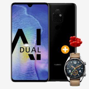 D2: Otelo Allnet-Flat mit 6GB LTE + Huawei Mate 20 + Huawei Watch GT