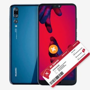 o2 Free M mit 10GB LTE + Huawei P20 Pro + Freiflug ✈ (EU)