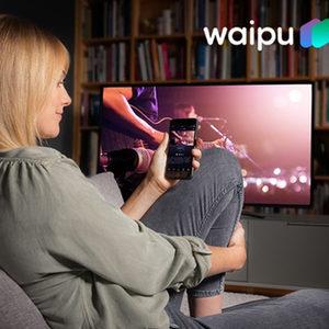 6 Monate waipu.tv mit 50% Rabatt 📺 (mit 100+ Sendern)