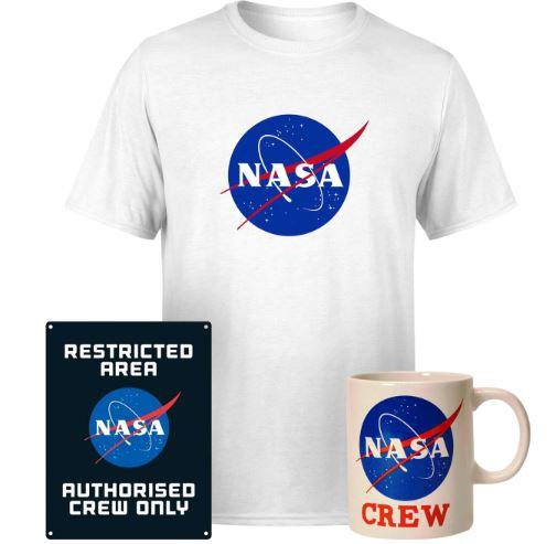 2019 06 24 15 13 22 NASA Paket  T Shirt Tasse Blechschild   SOWIA