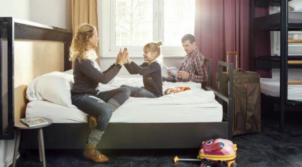 A u O Hotel Gutschein fuer 2 Naechte und 2 Erwachsene plus 2 Kinder