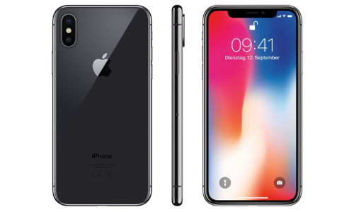 apple iphone x mit 256 gb speicher b ware mytopdeals. Black Bedroom Furniture Sets. Home Design Ideas