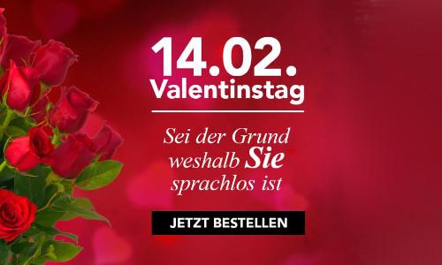 Blumeideal Valentinstag 1