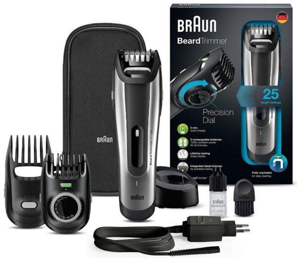 Braun BT5050 Bartschneider schwarz