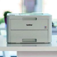 Brother HL L3210CW Farb Laserdrucker mit WLAN