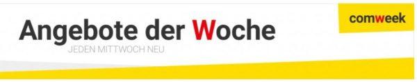 Comweek Angebote z.B. Monitore