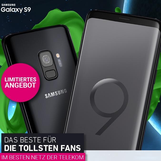 Deinhandy congstar Galaxy S9 Deal Titelbild