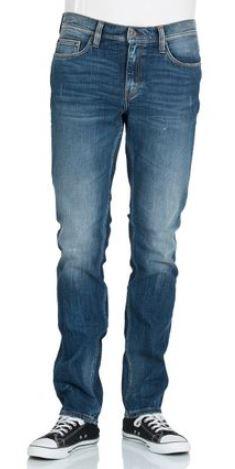 Mustang Herren Jeans Vegas Slim Fit Tinted Rinse Washed